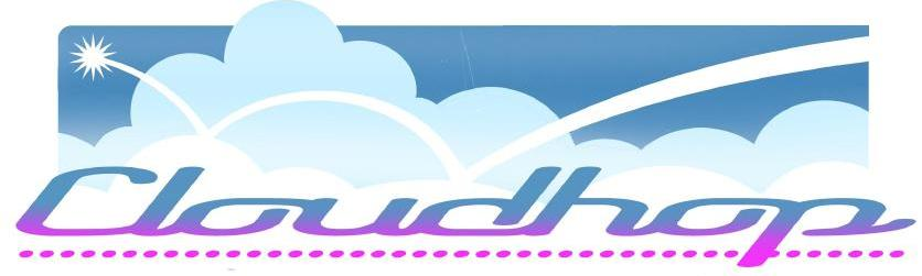 Cloudhop communication logo